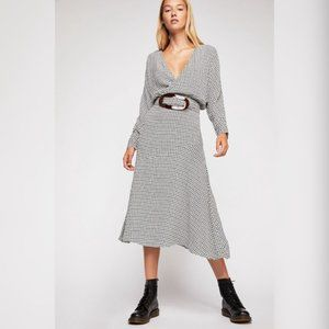 Free People Total Eclipse Midi Dress